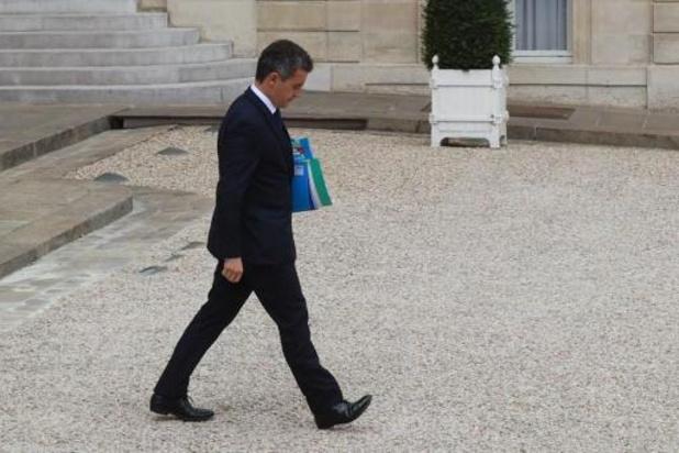 """Accusation de viol: le ministre français Darmanin se dit """"victime d'une chasse à l'homme"""""""