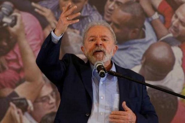 Openbaar ministerie in Brazilië in beroep tegen opheffing van veroordelingen Lula
