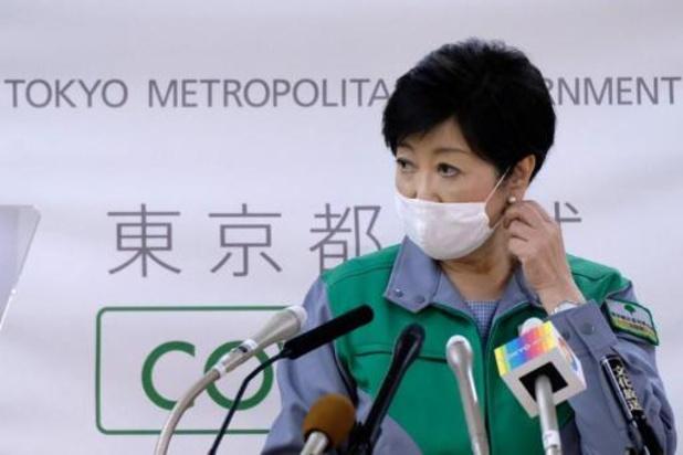 """Gouverneur van Tokio wil Spelen """"met alle mogelijke middelen"""" laten doorgaan"""