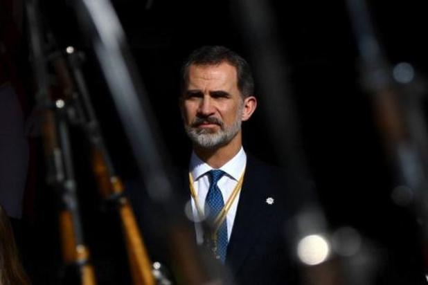 Le roi d'Espagne renonce à l'héritage de son père Juan Carlos et lui retire sa dotation