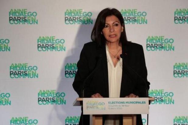 Socialiste Hidalgo aan de winnende hand in Parijs