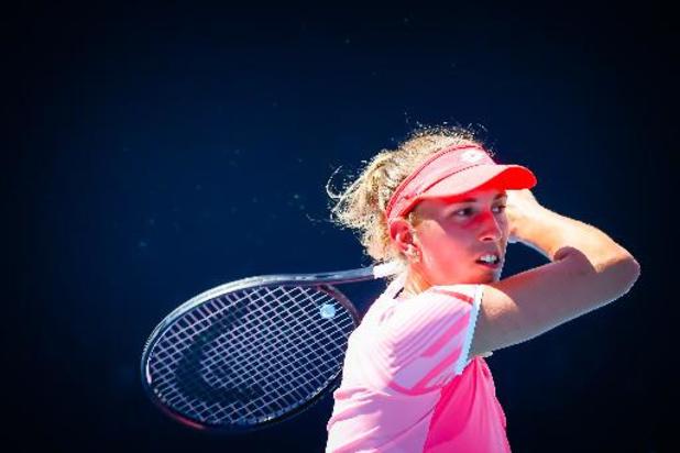 WTA Madrid - Elise Mertens plaatst zich voor achtste finale tegen Simona Halep