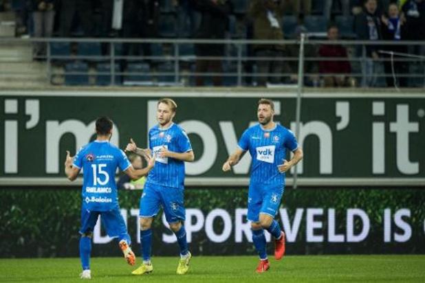 Jupiler Pro League - AA Gent verslaat Standard na spektakelmatch