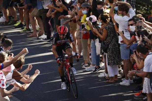 """Tour de France - De Gendt: """"Als ik niet probeer, eindig ik ook ver in de uitslag"""""""