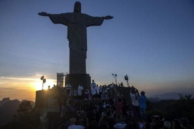 Rio de Janeiro grijpt in