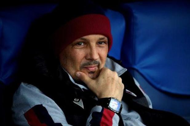 Bologna breekt contract met hoofdcoach Sinisa Mihajlovic open