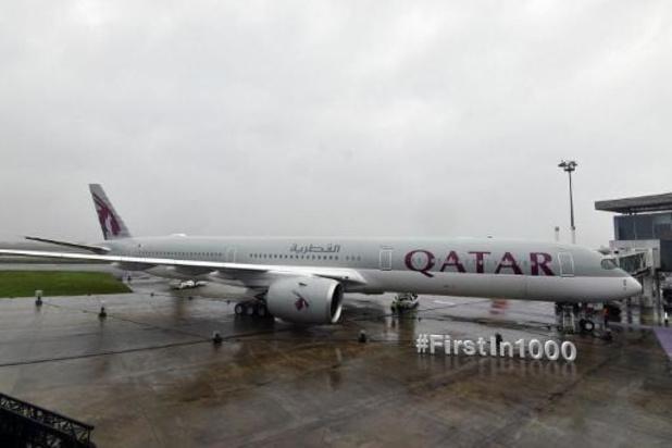 Qatar Airways relance sa ligne entre Doha et Brussels Airport