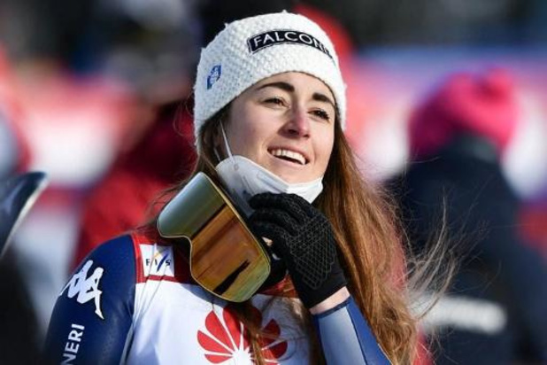 WB alpijnse ski - Italiaanse Sofia Goggia mist WK door kniebreuk