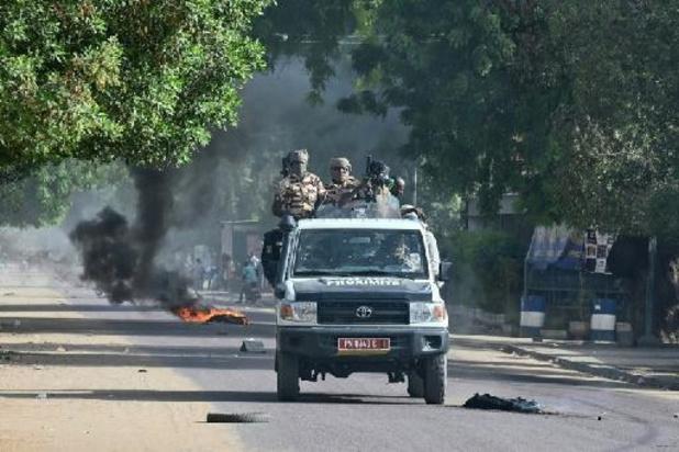 Soldaten doden honderden rebellen in Tsjaad