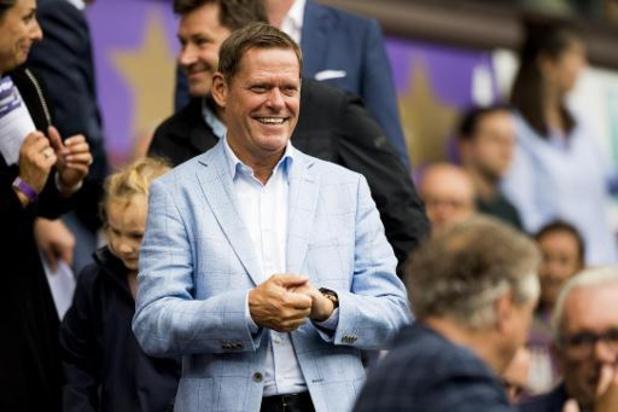 Feyenoord stelt Frank Arnesen aan als nieuwe technisch directeur