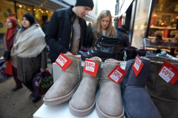 Les soldes d'hiver débutent vendredi après 6 mois mi-figue, mi-raisin pour les commerçants