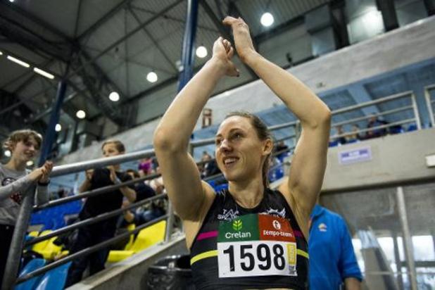 "Coronavirus - Eline Berings beindigt carrière nog niet na wegvallen EK atletiek: ""Beslis na de zomer"""