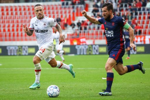 Jupiler Pro League - OHL remonte deux buts de retard à l'Antwerp