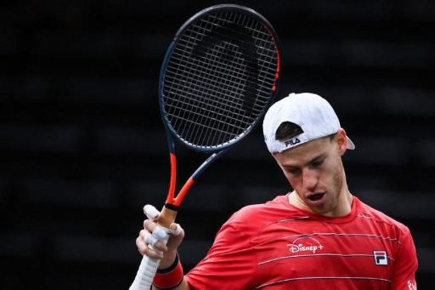 ATP Paris - Diego Schwartzman dernier qualifié pour les Finales ATP