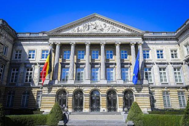 """Le projet de loi """"traçage"""" approuvé en première lecture en commission de la Chambre"""