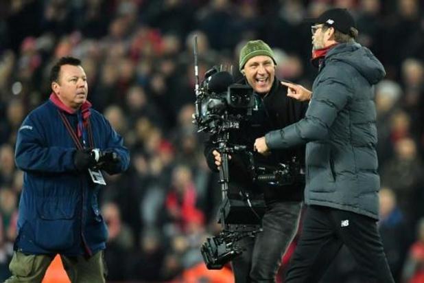 Les autorités britanniques espèrent que des matchs seront diffusés sur la chaîne publique
