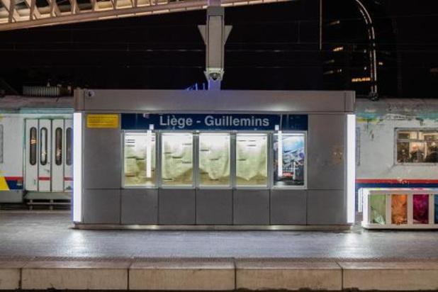 Hinder voor treinverkeer in provincies Luik en Namen