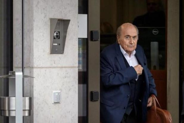 Joseph Blatter hospitalisé