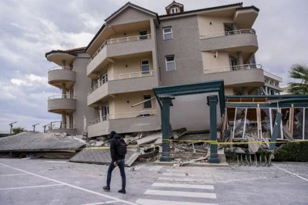 Séisme en Albanie: le bilan des morts passe à 40