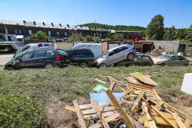 Le bilan des inondations à Liège plus d'un mois après les inondations
