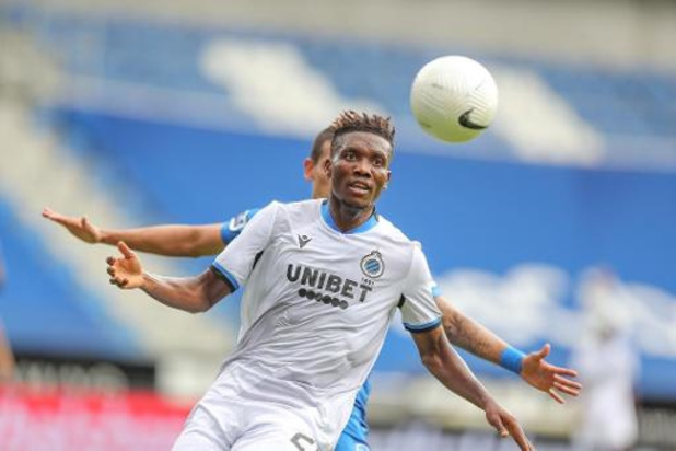 David Okereke (Club Brugge) blijft een extra week in quarantaine