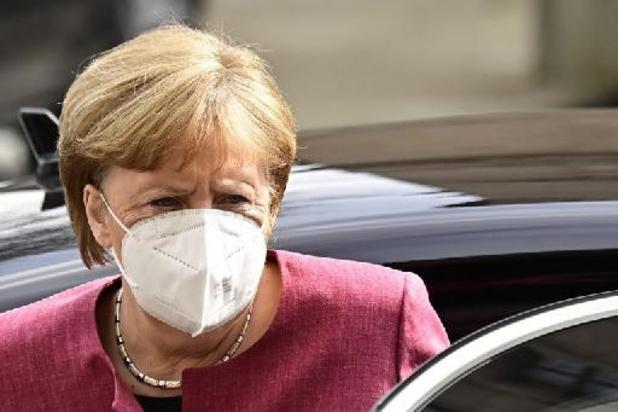 Allemagne: Angela Merkel sera vaccinée vendredi avec le vaccin d'AstraZeneca