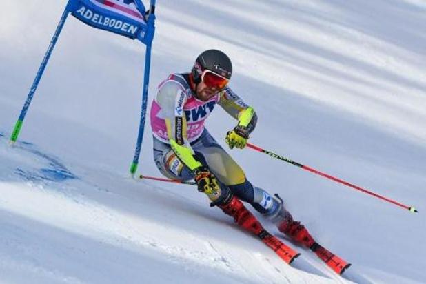 Coupe du monde de ski alpin - Saison terminée pour Kilde, victime d'une rupture du ligament d'un genou