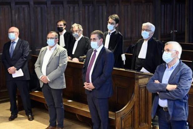 Zeven voormalige bestuursleden van Publifin ook in beroep vrijgesproken