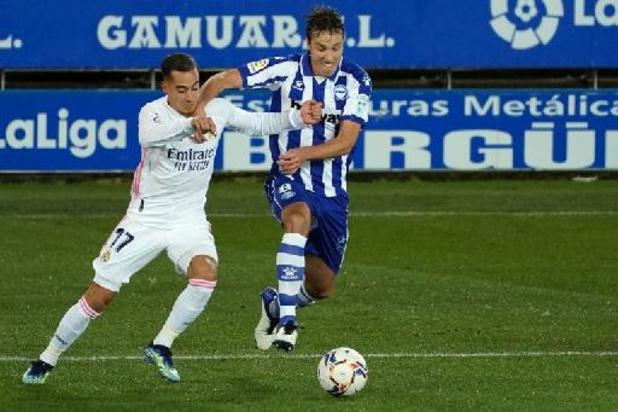 Lucas Vazquez verlengt contract bij Real Madrid tot 2024