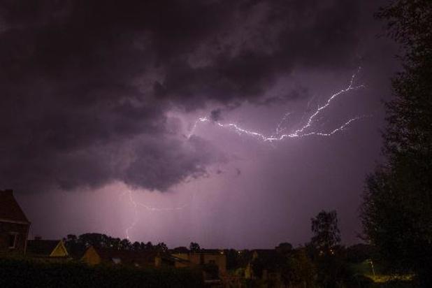 Intempéries - Le numéro 1722 activé en raison d'un risque de tempête ou d'inondation