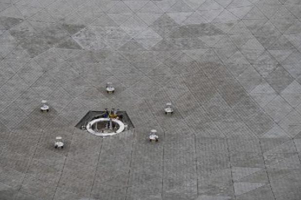 Grootste radiotelescoop ter wereld opengesteld voor internationaal onderzoek