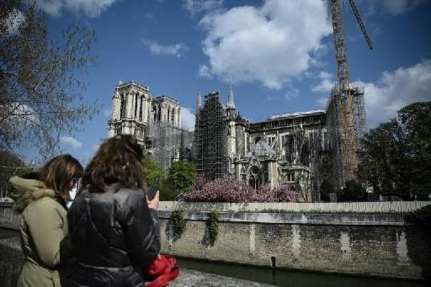 Geen verhoogde loodconcentraties in bloed van kinderen na brand Notre-Dame