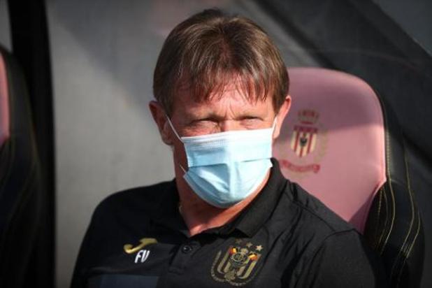 Jupiler Pro League - Frank Vercauteren is de nieuwe hoofdcoach van Antwerp