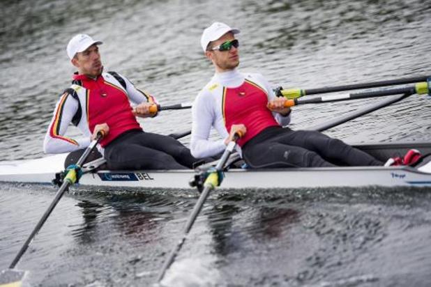 Championnats de Belgique d'aviron suspendus et qualificatifs olympiques annulés