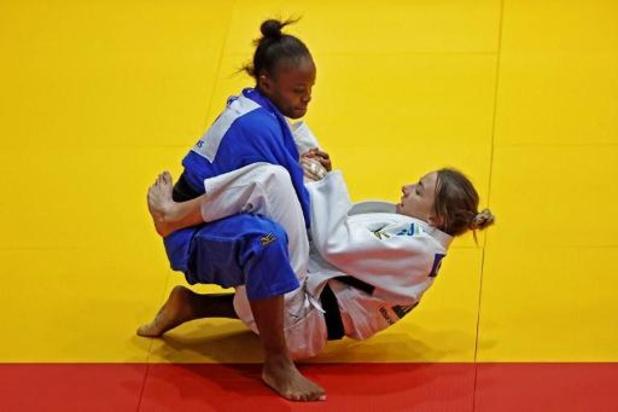 Blessée, Charline Van Snick renonce au combat pour le bronze