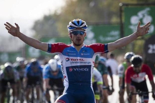 Bonifazio sprint naar zege in vijfde rit Parijs-Nice