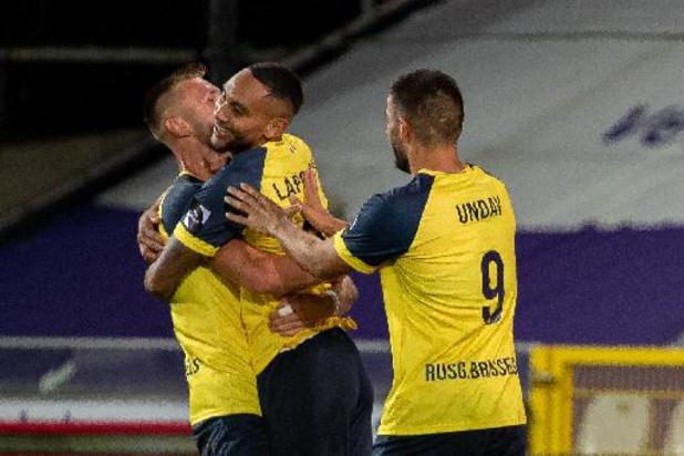Jupiler Pro League - Union wint probleemloos van Cercle en komt voorlopig aan kop, STVV en Oostende delen buit