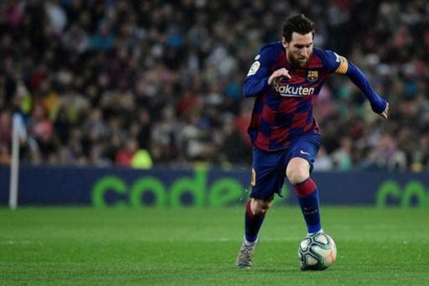 La Liga - Barcelona heeft bij hervatting geen kind aan Real Mallorca
