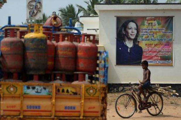 L'Inde salue l'élection de Kamala Harris à la vice-présidence des Etats-Unis