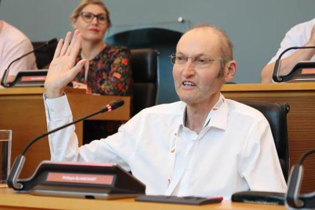 Waals parlementslid Philippe Blanchart overleden