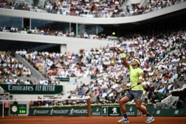 Tous les quarts de finale de Roland-Garros sur le court Philippe-Chatrier