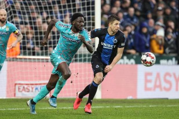 Jupiler Pro League - Club Brugge-Charleroi blijft opener, Anderlecht gaat op bezoek bij KV Mechelen