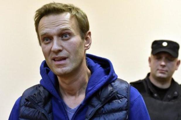 """L'opposant russe Navalny visé par de nouvelles accusations """"d'extrémisme"""""""