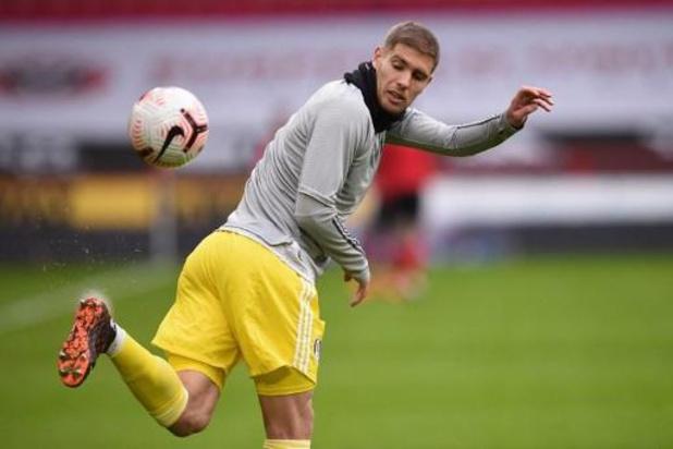 Transfer Deadline Day - Antwerp huurt Maxime Le Marchand van Fulham