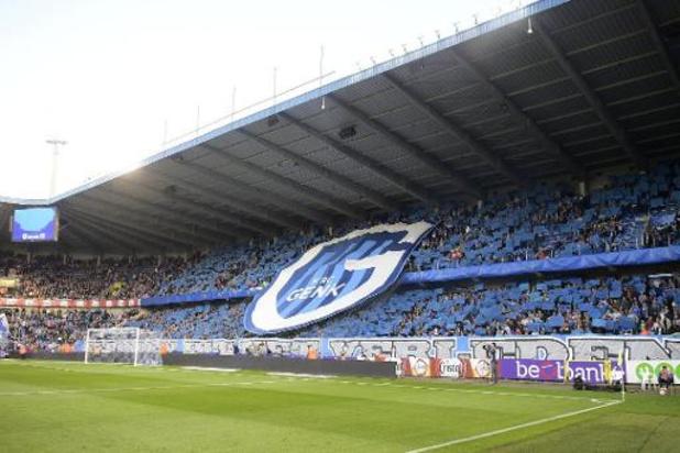 Le stade de football de Genk fera office de laboratoire 5G de Cegeka
