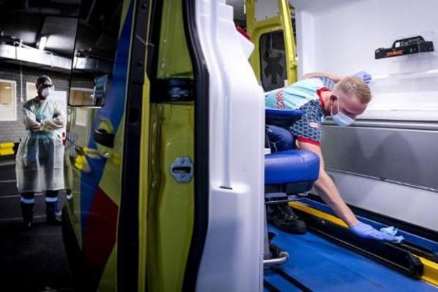 Aantal nieuwe coronagevallen in Nederland licht gedaald