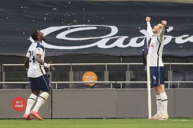 Belgen in het buitenland - Tottenham wint bij debuut Ryan Mason dankzij penalty in slot