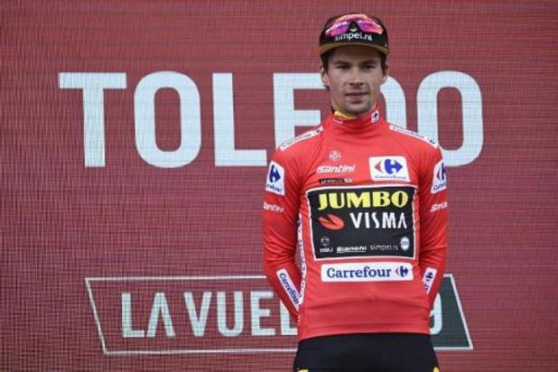 Tour d'Espagne - Tour d'Espagne: la 20e étape pour Pogacar, Roglic va devenir le premier Slovène vainqueur de la Vuelta