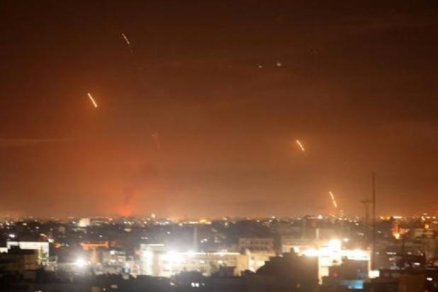 Onrust Midden-Oosten - Nog twee doden bij raketaanvallen vanop Gazastrook, nog meer raketten afgevuurd