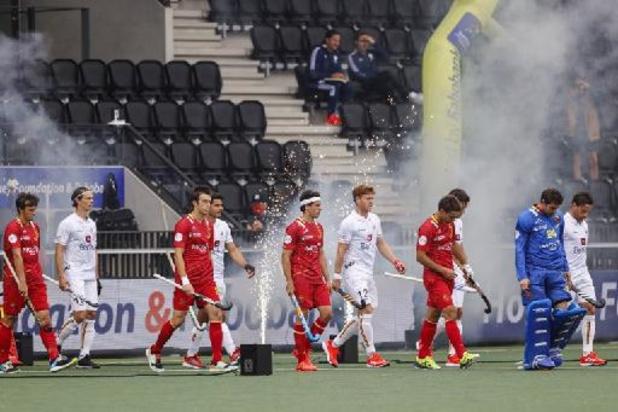 Grâce au succès contre l'Espagne, le programme des Red Lions s'annonce avantageux